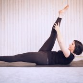 Obedný homeoffice Pilates kurz